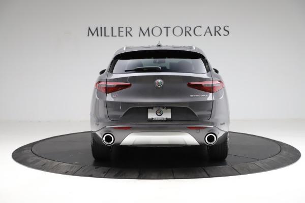 New 2021 Alfa Romeo Stelvio Ti Q4 for sale $55,500 at Pagani of Greenwich in Greenwich CT 06830 7