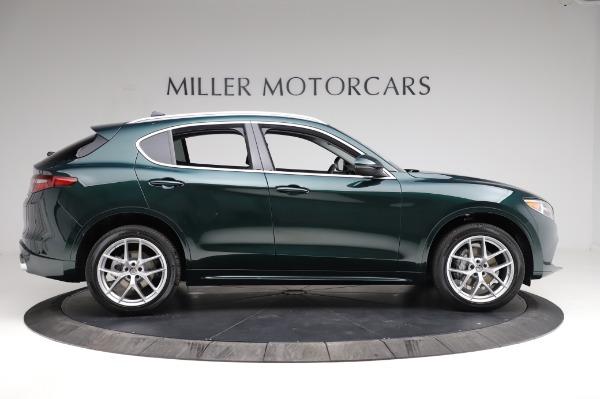 New 2021 Alfa Romeo Stelvio Ti Q4 for sale Sold at Pagani of Greenwich in Greenwich CT 06830 10