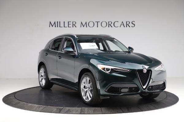 New 2021 Alfa Romeo Stelvio Ti Q4 for sale Sold at Pagani of Greenwich in Greenwich CT 06830 12
