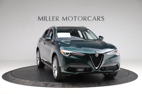 New 2021 Alfa Romeo Stelvio Ti Q4 for sale Sold at Pagani of Greenwich in Greenwich CT 06830 13