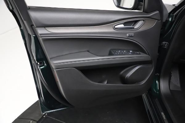 New 2021 Alfa Romeo Stelvio Ti Q4 for sale Sold at Pagani of Greenwich in Greenwich CT 06830 19