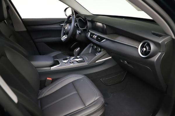 New 2021 Alfa Romeo Stelvio Ti Q4 for sale Sold at Pagani of Greenwich in Greenwich CT 06830 24