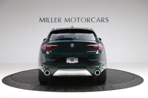 New 2021 Alfa Romeo Stelvio Ti Q4 for sale Sold at Pagani of Greenwich in Greenwich CT 06830 6