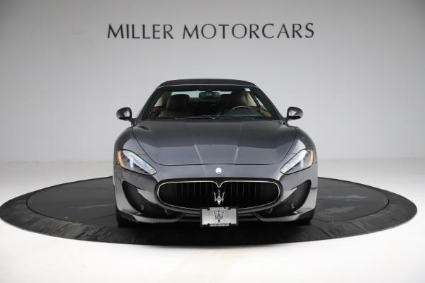 Used 2013 Maserati GranTurismo Sport for sale Sold at Pagani of Greenwich in Greenwich CT 06830 13