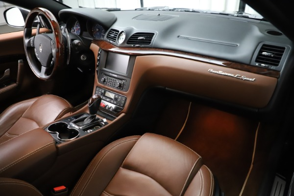 Used 2013 Maserati GranTurismo Sport for sale Sold at Pagani of Greenwich in Greenwich CT 06830 18