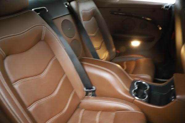 Used 2013 Maserati GranTurismo Sport for sale Sold at Pagani of Greenwich in Greenwich CT 06830 20