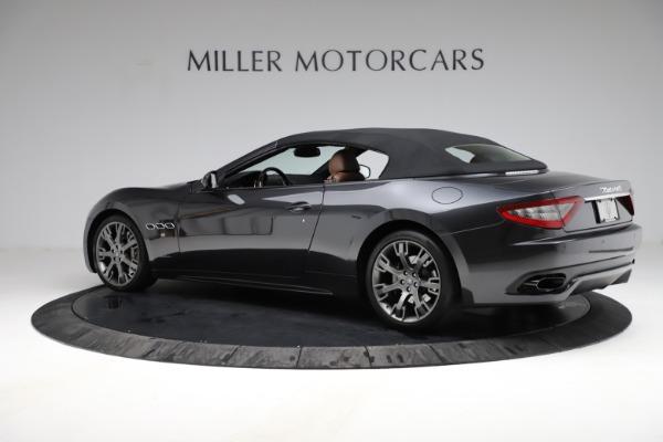 Used 2013 Maserati GranTurismo Sport for sale Sold at Pagani of Greenwich in Greenwich CT 06830 4