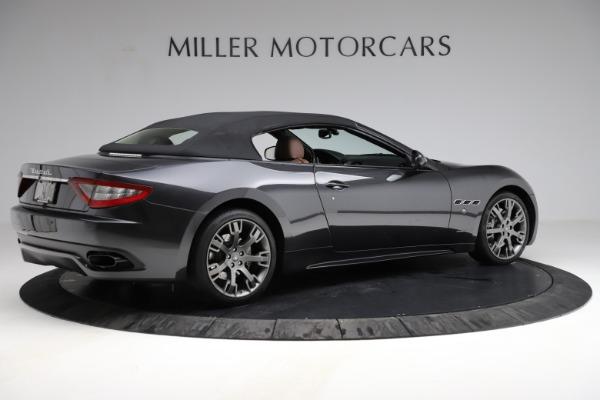 Used 2013 Maserati GranTurismo Sport for sale Sold at Pagani of Greenwich in Greenwich CT 06830 9