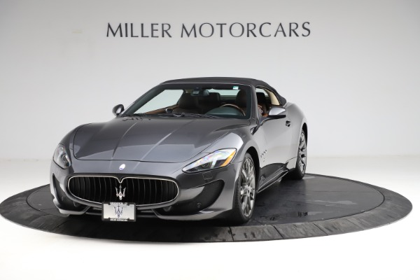 Used 2013 Maserati GranTurismo Sport for sale Sold at Pagani of Greenwich in Greenwich CT 06830 1