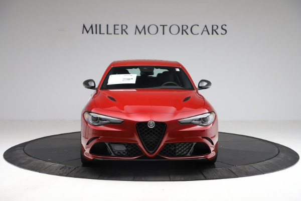 New 2021 Alfa Romeo Giulia Quadrifoglio for sale $83,740 at Pagani of Greenwich in Greenwich CT 06830 11