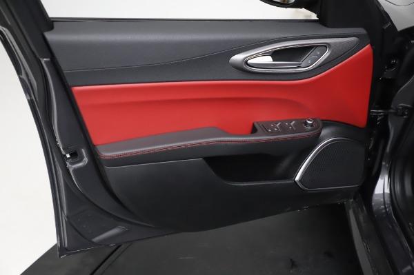 New 2021 Alfa Romeo Giulia Ti Sport for sale $54,050 at Pagani of Greenwich in Greenwich CT 06830 16