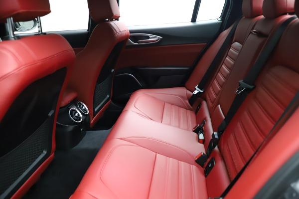 New 2021 Alfa Romeo Giulia Ti Sport for sale $54,050 at Pagani of Greenwich in Greenwich CT 06830 18
