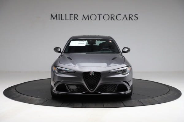 New 2021 Alfa Romeo Giulia Quadrifoglio for sale $83,200 at Pagani of Greenwich in Greenwich CT 06830 11