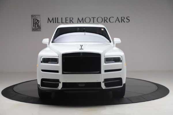 New 2021 Rolls-Royce Cullinan Black Badge for sale Call for price at Pagani of Greenwich in Greenwich CT 06830 2
