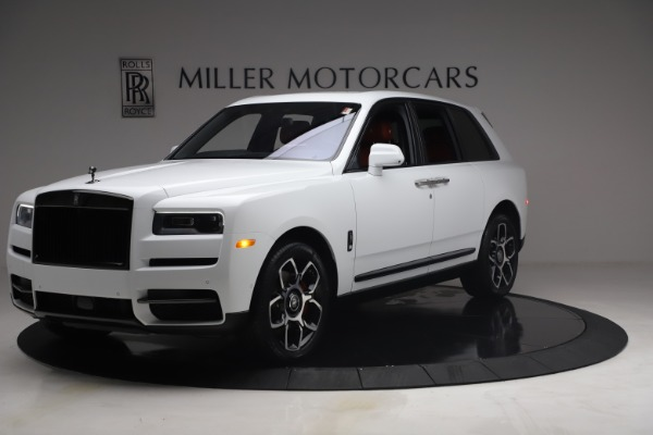 New 2021 Rolls-Royce Cullinan Black Badge for sale Call for price at Pagani of Greenwich in Greenwich CT 06830 3