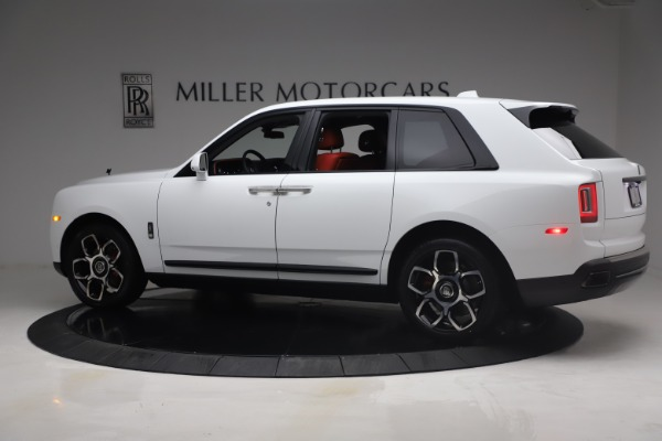 New 2021 Rolls-Royce Cullinan Black Badge for sale Call for price at Pagani of Greenwich in Greenwich CT 06830 5
