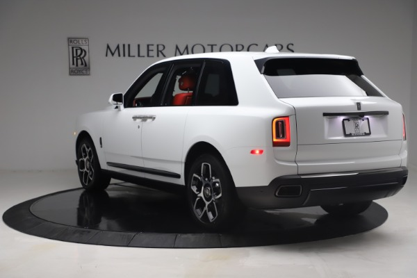 New 2021 Rolls-Royce Cullinan Black Badge for sale Call for price at Pagani of Greenwich in Greenwich CT 06830 6