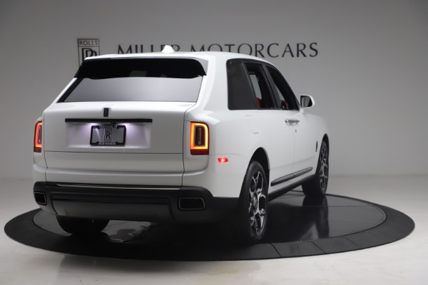 New 2021 Rolls-Royce Cullinan Black Badge for sale Call for price at Pagani of Greenwich in Greenwich CT 06830 9