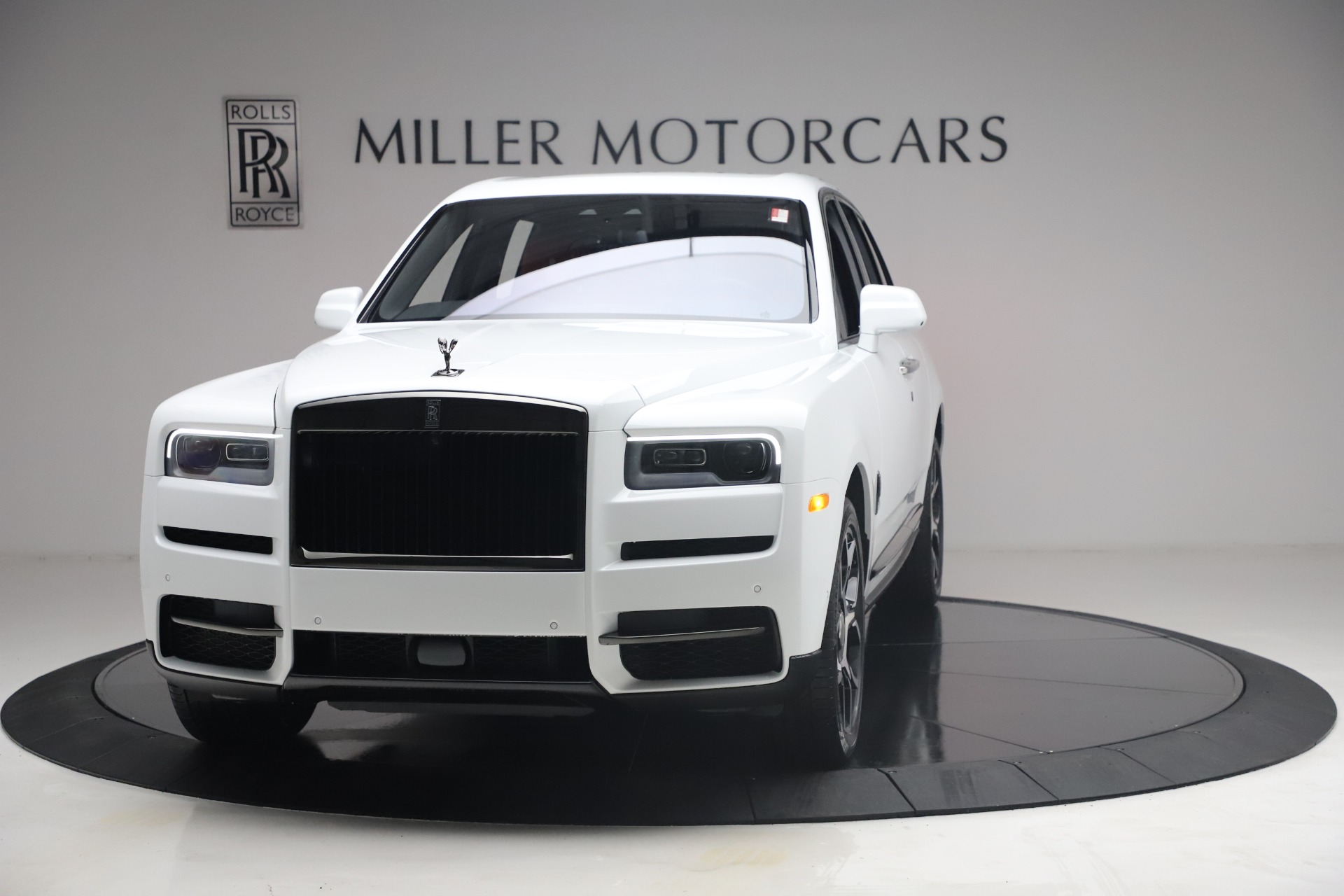 New 2021 Rolls-Royce Cullinan Black Badge for sale Call for price at Pagani of Greenwich in Greenwich CT 06830 1