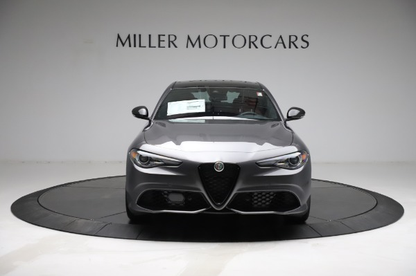 New 2021 Alfa Romeo Giulia Ti Sport for sale $54,050 at Pagani of Greenwich in Greenwich CT 06830 11