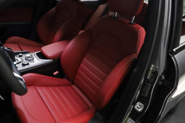 New 2021 Alfa Romeo Giulia Ti Sport for sale $54,050 at Pagani of Greenwich in Greenwich CT 06830 14