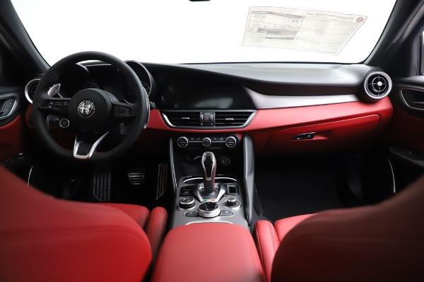 New 2021 Alfa Romeo Giulia Ti Sport for sale $54,050 at Pagani of Greenwich in Greenwich CT 06830 15
