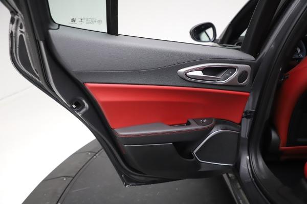 New 2021 Alfa Romeo Giulia Ti Sport for sale $54,050 at Pagani of Greenwich in Greenwich CT 06830 20