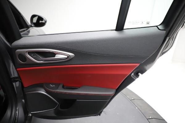 New 2021 Alfa Romeo Giulia Ti Sport for sale $54,050 at Pagani of Greenwich in Greenwich CT 06830 25