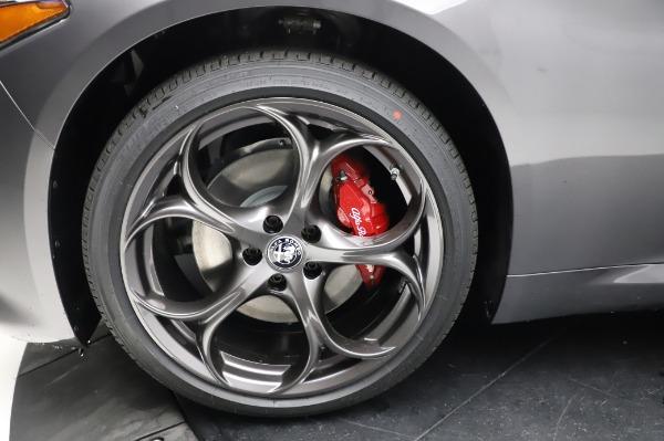 New 2021 Alfa Romeo Giulia Ti Sport for sale $54,050 at Pagani of Greenwich in Greenwich CT 06830 26