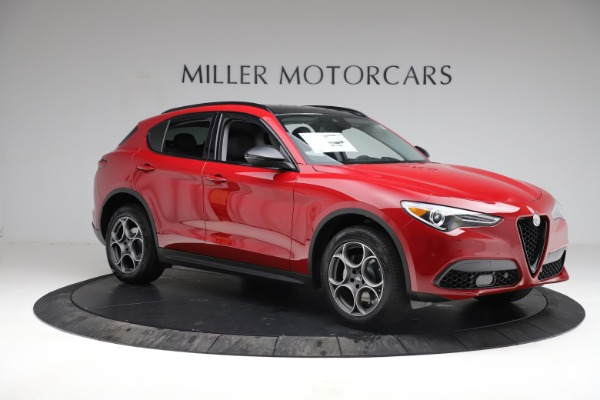 New 2021 Alfa Romeo Stelvio Sprint for sale $50,535 at Pagani of Greenwich in Greenwich CT 06830 11