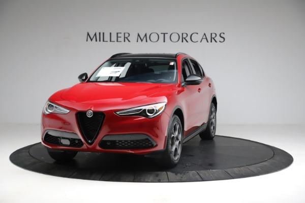 New 2021 Alfa Romeo Stelvio Sprint for sale $50,535 at Pagani of Greenwich in Greenwich CT 06830 1