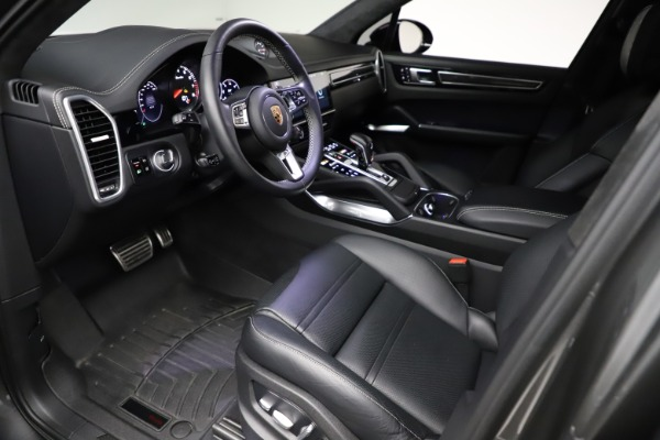 Used 2020 Porsche Cayenne Turbo for sale $145,900 at Pagani of Greenwich in Greenwich CT 06830 18