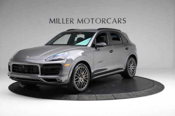 Used 2020 Porsche Cayenne Turbo for sale $145,900 at Pagani of Greenwich in Greenwich CT 06830 2