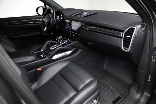 Used 2020 Porsche Cayenne Turbo for sale $145,900 at Pagani of Greenwich in Greenwich CT 06830 22