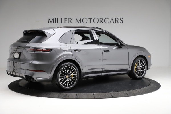 Used 2020 Porsche Cayenne Turbo for sale $145,900 at Pagani of Greenwich in Greenwich CT 06830 9