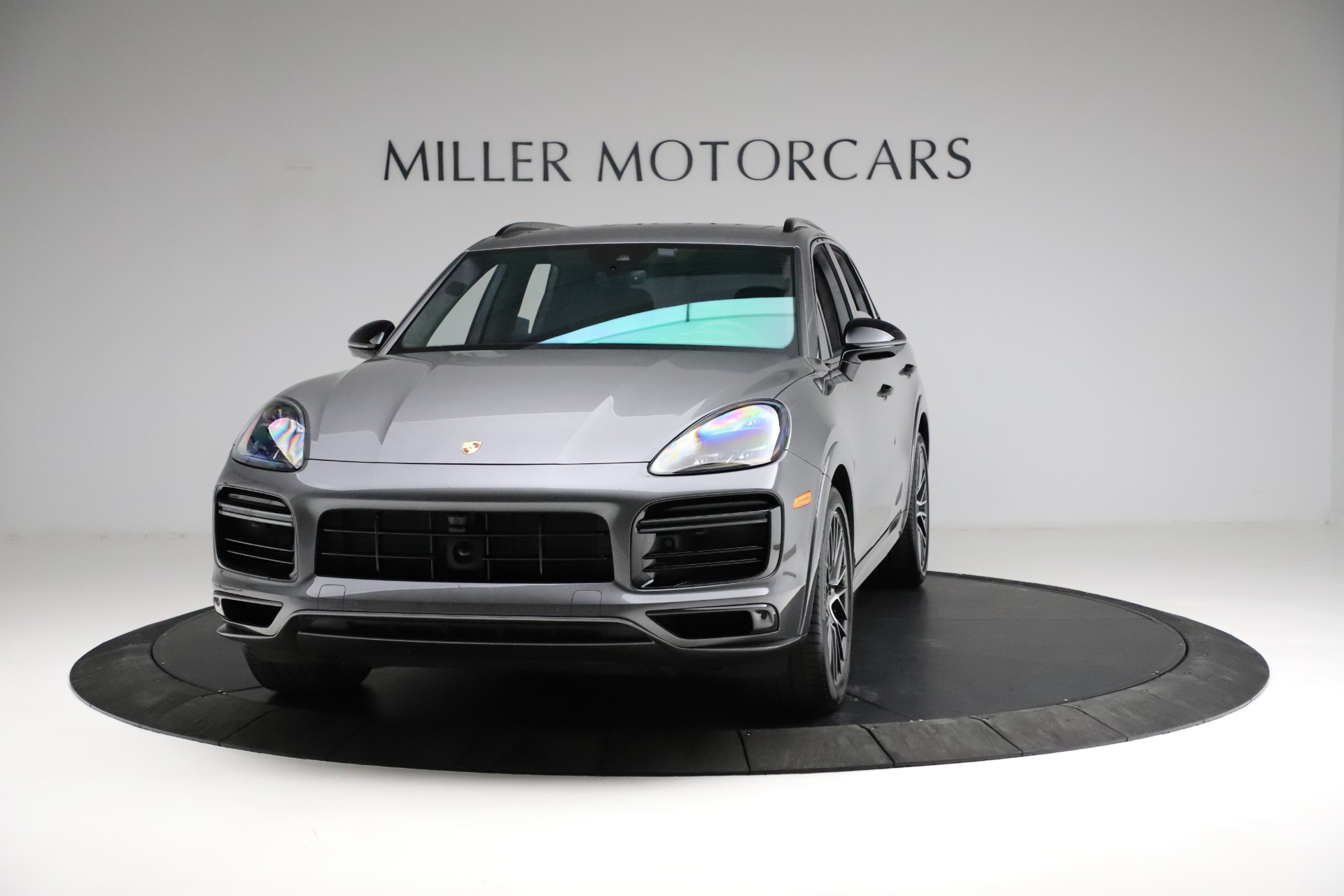 Used 2020 Porsche Cayenne Turbo for sale $145,900 at Pagani of Greenwich in Greenwich CT 06830 1