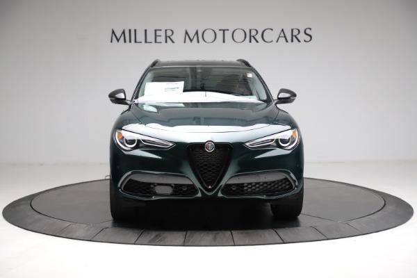 New 2021 Alfa Romeo Stelvio Ti for sale $53,650 at Pagani of Greenwich in Greenwich CT 06830 13