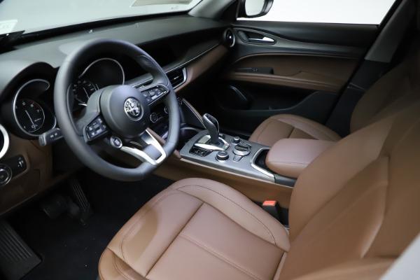 New 2021 Alfa Romeo Stelvio Ti for sale $53,650 at Pagani of Greenwich in Greenwich CT 06830 14