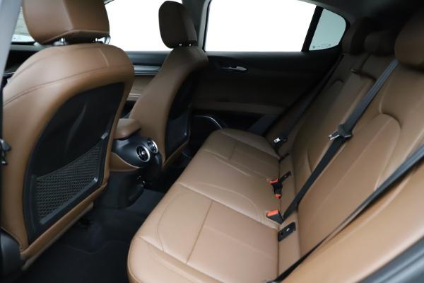 New 2021 Alfa Romeo Stelvio Ti for sale $53,650 at Pagani of Greenwich in Greenwich CT 06830 19