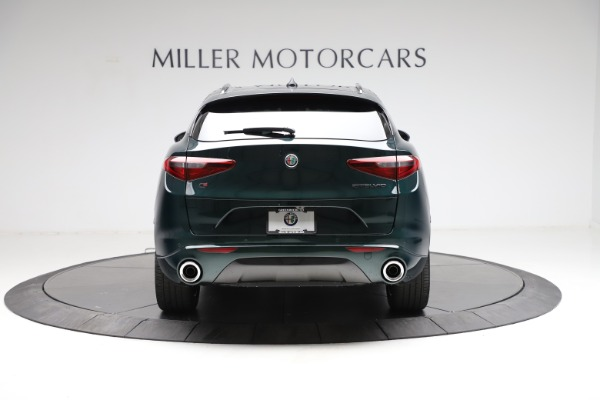 New 2021 Alfa Romeo Stelvio Ti for sale $53,650 at Pagani of Greenwich in Greenwich CT 06830 6