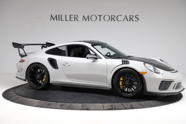 Used 2019 Porsche 911 GT3 RS for sale $249,900 at Pagani of Greenwich in Greenwich CT 06830 10