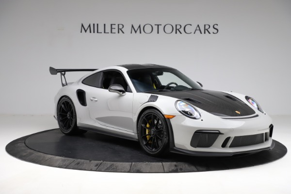 Used 2019 Porsche 911 GT3 RS for sale $249,900 at Pagani of Greenwich in Greenwich CT 06830 11