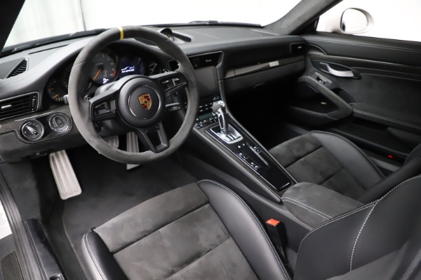 Used 2019 Porsche 911 GT3 RS for sale $249,900 at Pagani of Greenwich in Greenwich CT 06830 13