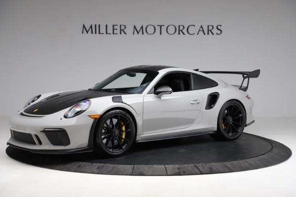 Used 2019 Porsche 911 GT3 RS for sale $249,900 at Pagani of Greenwich in Greenwich CT 06830 2