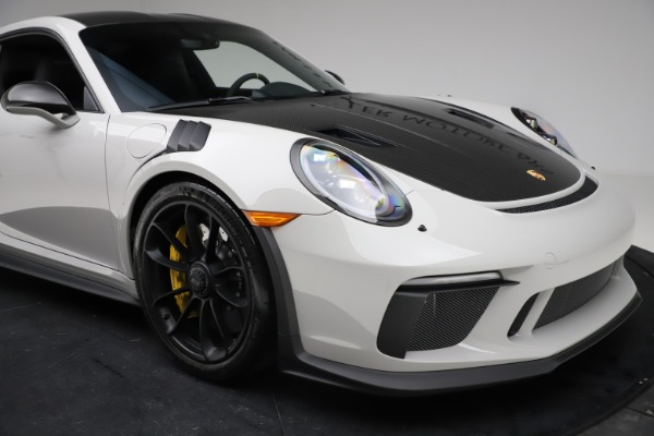 Used 2019 Porsche 911 GT3 RS for sale $249,900 at Pagani of Greenwich in Greenwich CT 06830 23