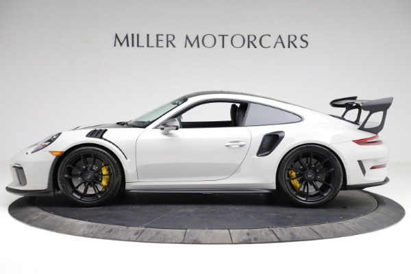 Used 2019 Porsche 911 GT3 RS for sale $249,900 at Pagani of Greenwich in Greenwich CT 06830 3