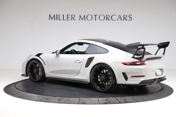 Used 2019 Porsche 911 GT3 RS for sale $249,900 at Pagani of Greenwich in Greenwich CT 06830 4