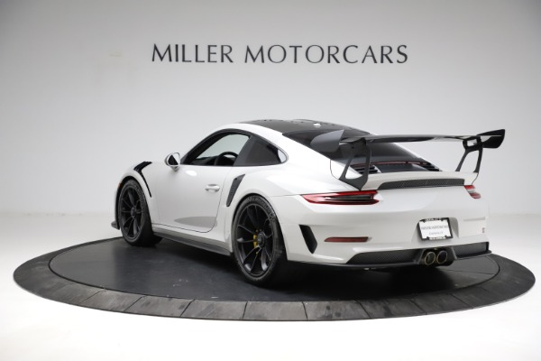 Used 2019 Porsche 911 GT3 RS for sale $249,900 at Pagani of Greenwich in Greenwich CT 06830 5