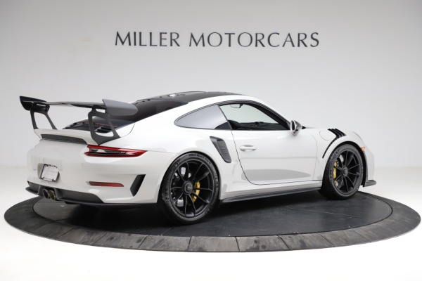Used 2019 Porsche 911 GT3 RS for sale $249,900 at Pagani of Greenwich in Greenwich CT 06830 8