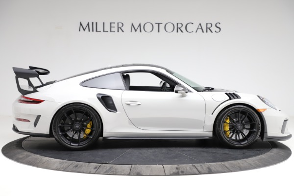 Used 2019 Porsche 911 GT3 RS for sale $249,900 at Pagani of Greenwich in Greenwich CT 06830 9